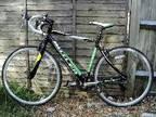 CLAUDE BUTLER criterium road bike,  50cm alloy frame suit....
